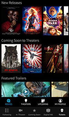Movie Hype App
