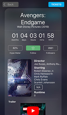Movie Information App
